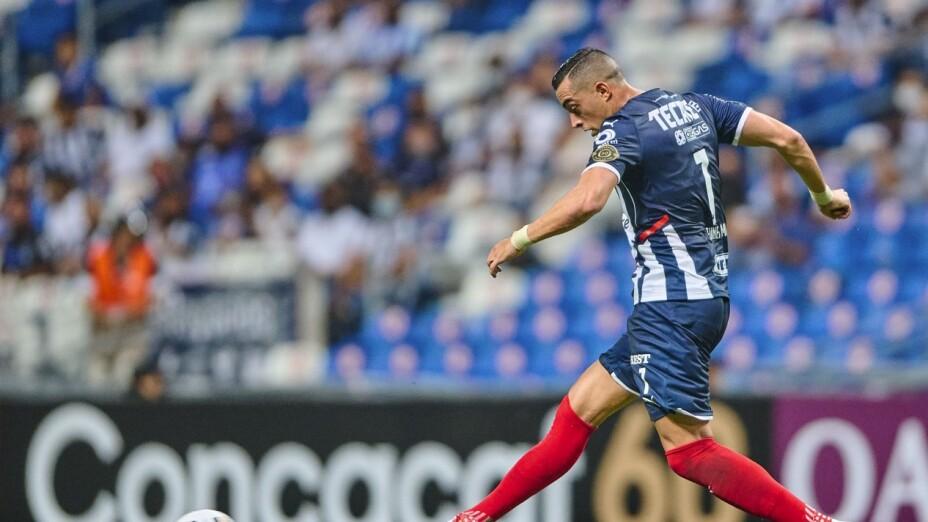 Cruz Azul vs Monterrey Funes Mori
