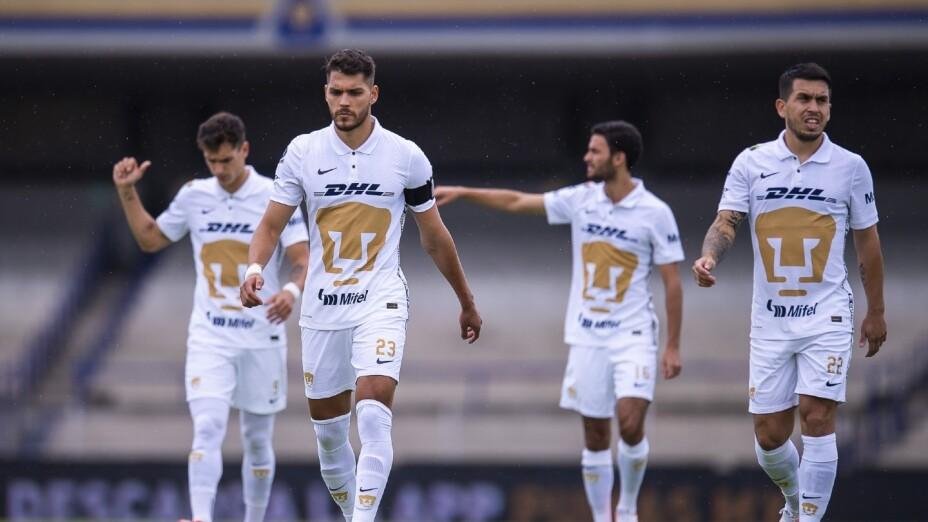 Pumas, en el Apertura 2021