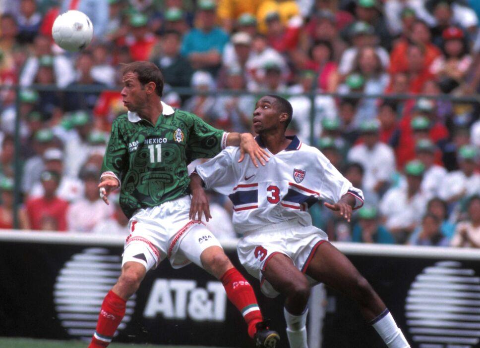 Zague brilló con la Selección Azteca