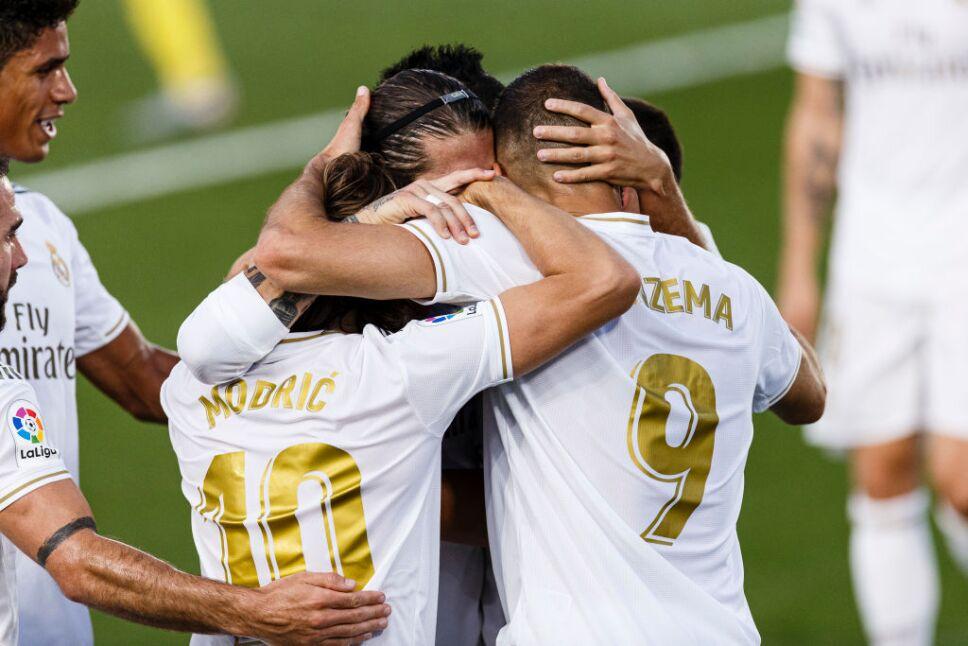 ¡Real Madrid es CAMPEÓN de La Liga!