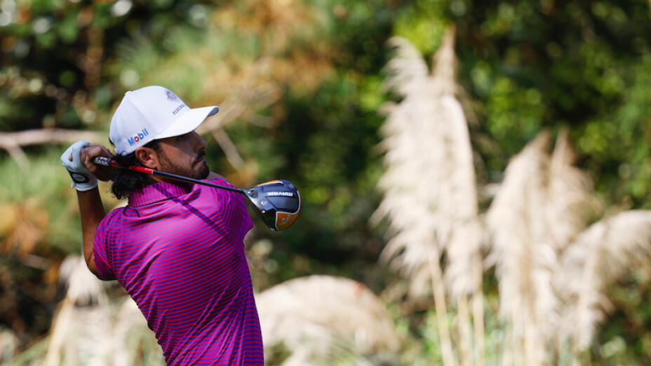 Abraham Ancer comparte la tercera posición en Augusta