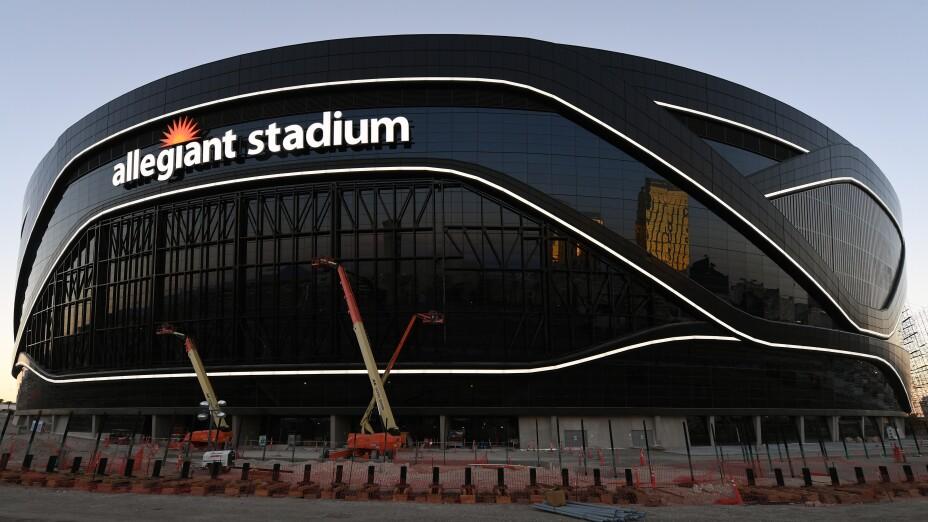 Allegiant Stadium: sede de la final entre México y Estados Unidos
