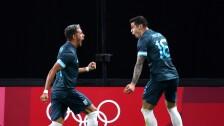 Egipto vs Argentina futbol Tokio 2020