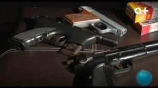 A favor o en contra de aportar armas por inseguridad