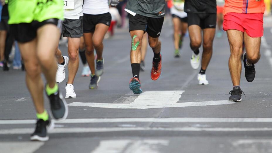 Maratón de la Ciudad de México 2018