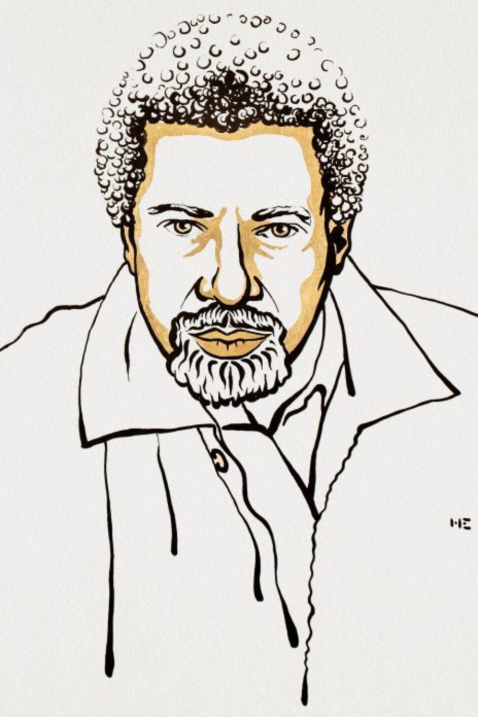 abdularazak gurnah ganador premio nobel literatura 2021 obras