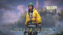 Agente Valoran 12: KILLJOY