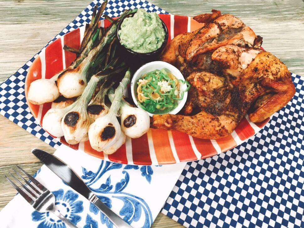 pollo ranchero echilado, receta, cocineros mexicanos