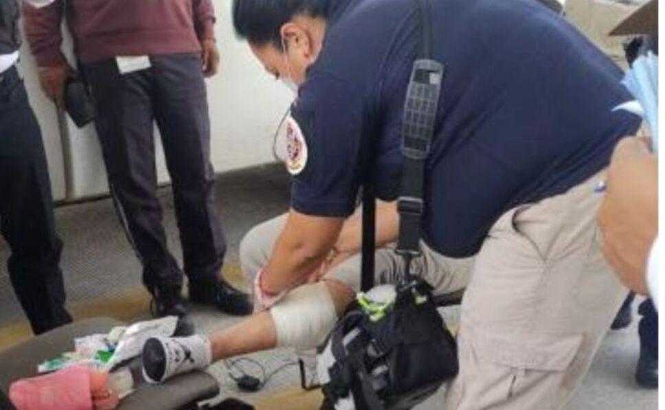 herido CFE Nezahualcóyotl hombres armados.jpg
