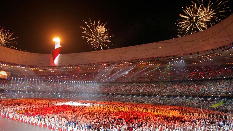 Apertura Beijing 2008