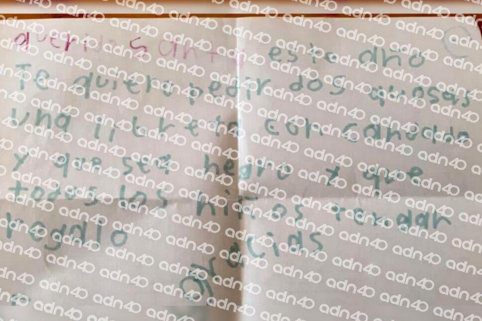 La carta a Santa de este niño de ocho años hará que se restaure tu fe en la humanidad