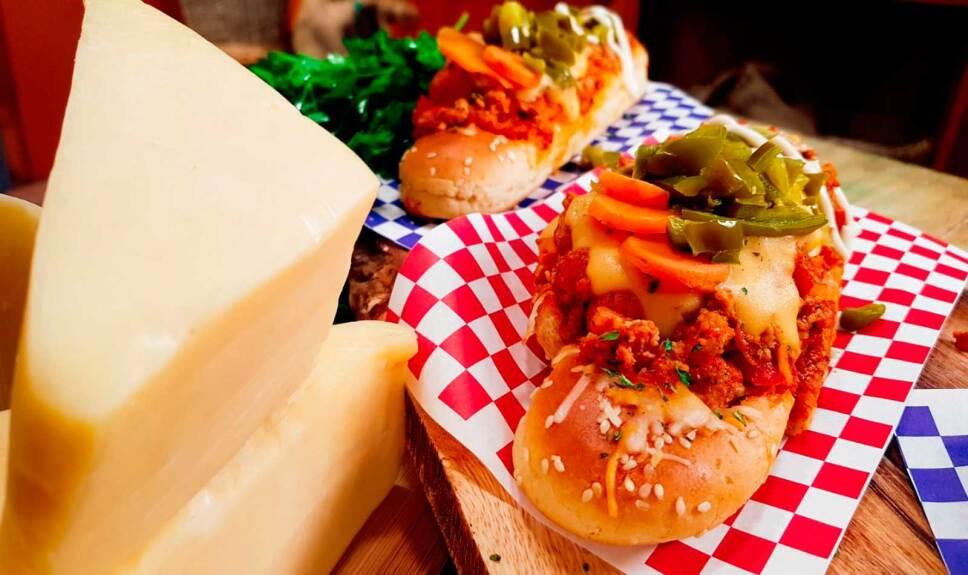 Receta Hot dog para chavos