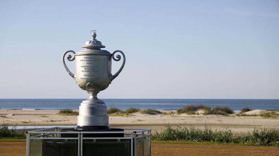 El PGA Championship se disputa en el Ocean Course de Kiawah Island