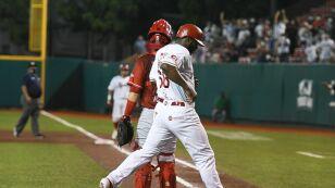Diablos contra El Águila Beisbol LMB