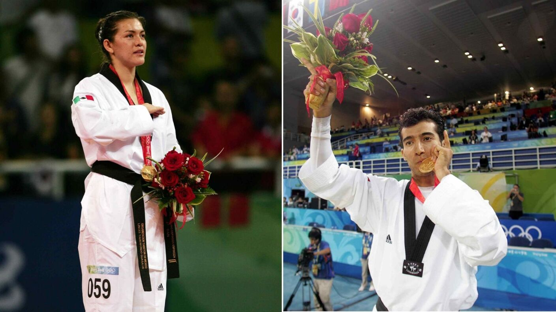 21 medallistas olímpicos mexicanos beijing pekín 2008.jpg