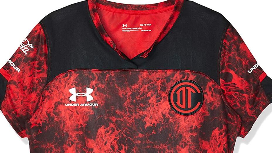 Camiseta Club Toluca