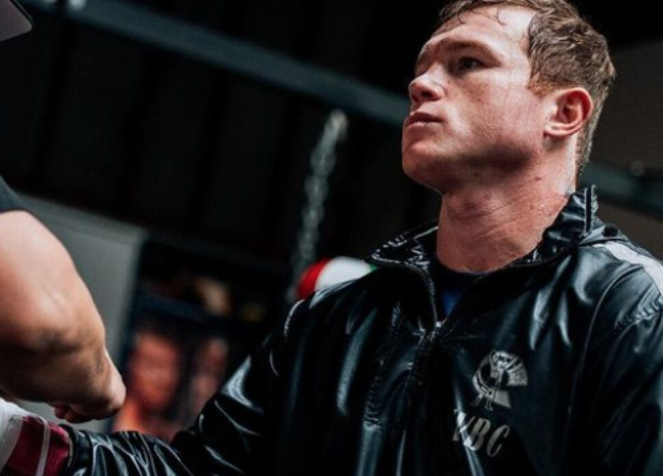 Canelo Álvarez boxeador Saunders