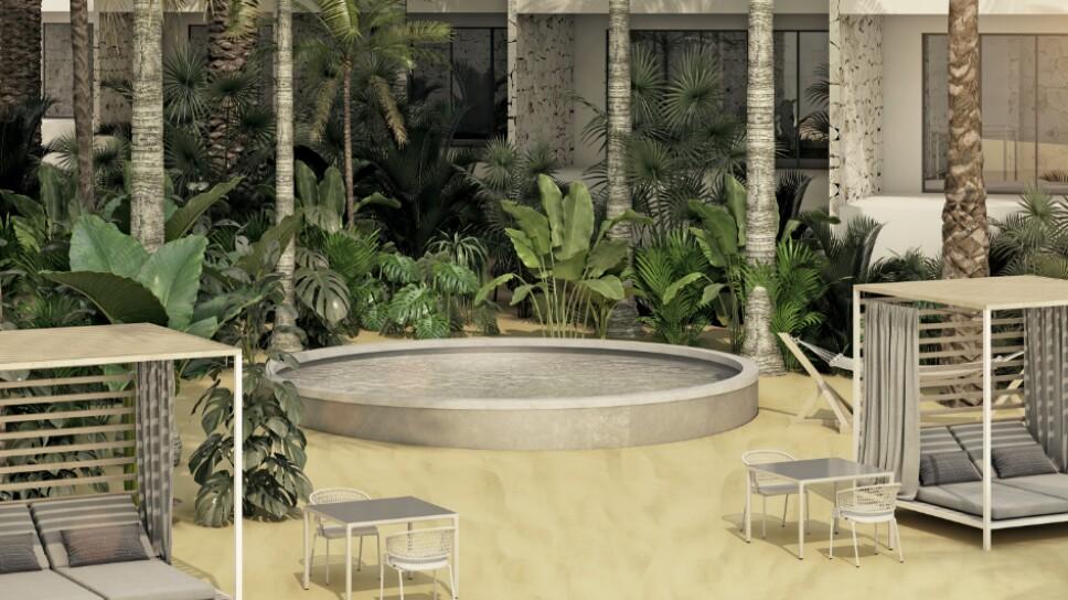 TAGO Pool