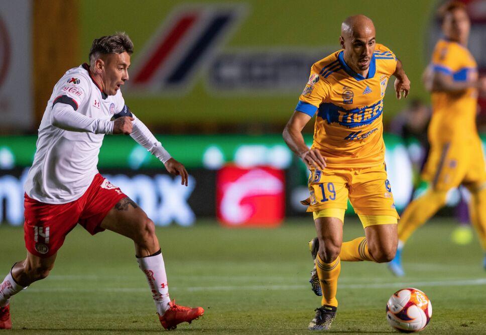 Tigres contra Toluca jornada 9