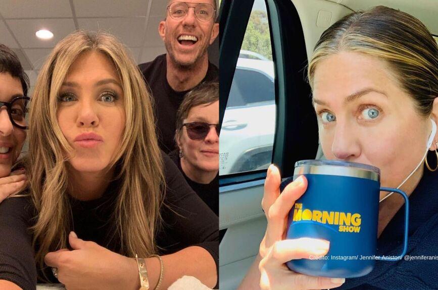 Jennifer Aniston le da 'me gusta' a una fotografía de Brad Pitt y usuarios de las redes piensan que se trata de posible reconciliación
