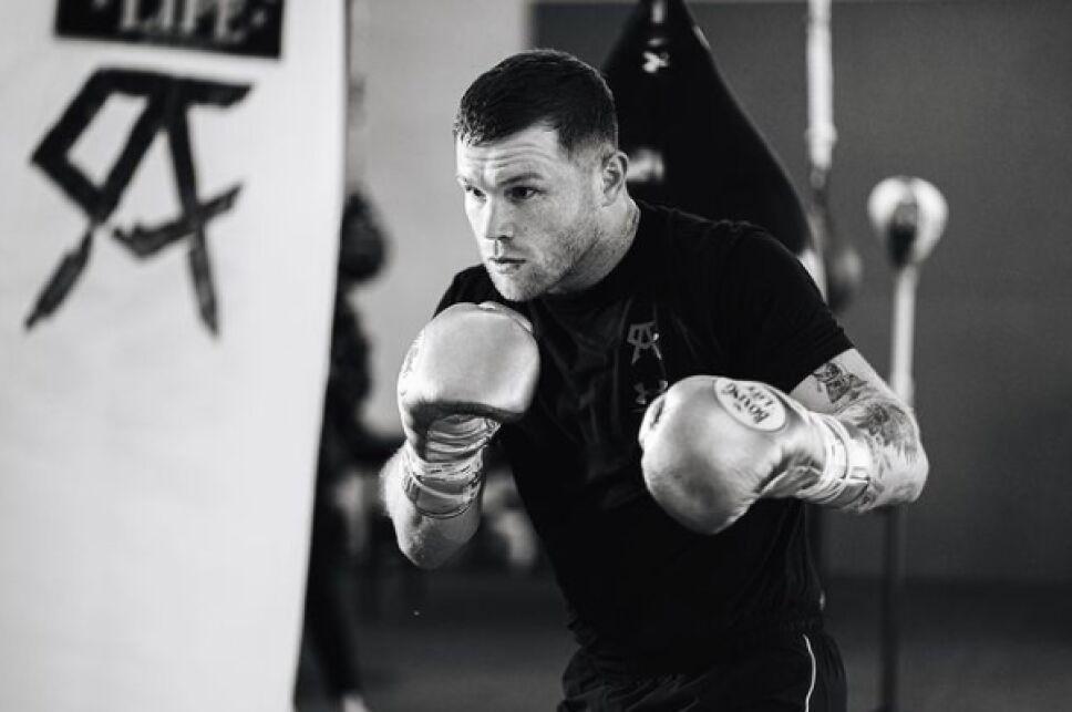 Canelo Álvarez boxeo
