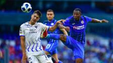 Cruz Azul vs Rayados de Monterrey en vivo Concachampions