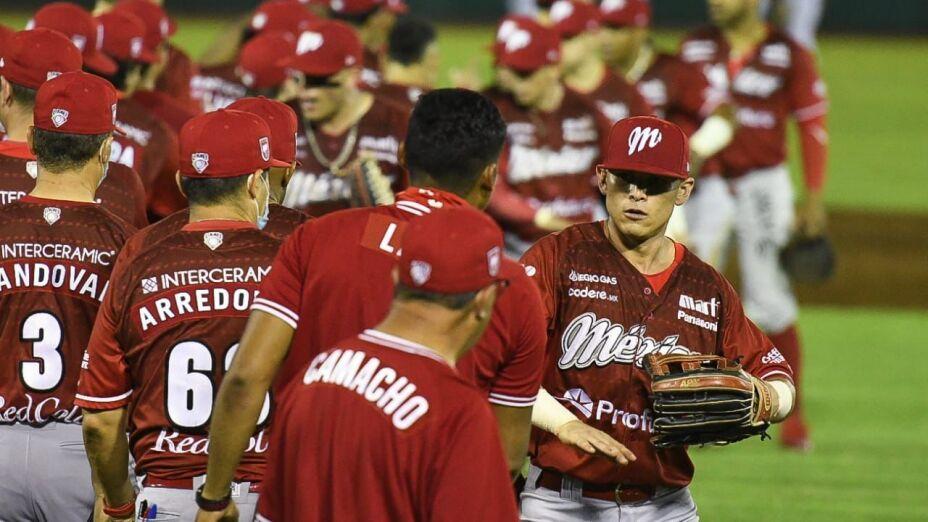 Diablos Rojos del México Serie de Campeonato Zona Sur