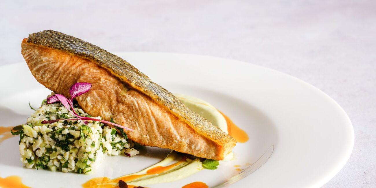 Verduras y pescado, la clave para disminuir los síntomas graves de la covid-19