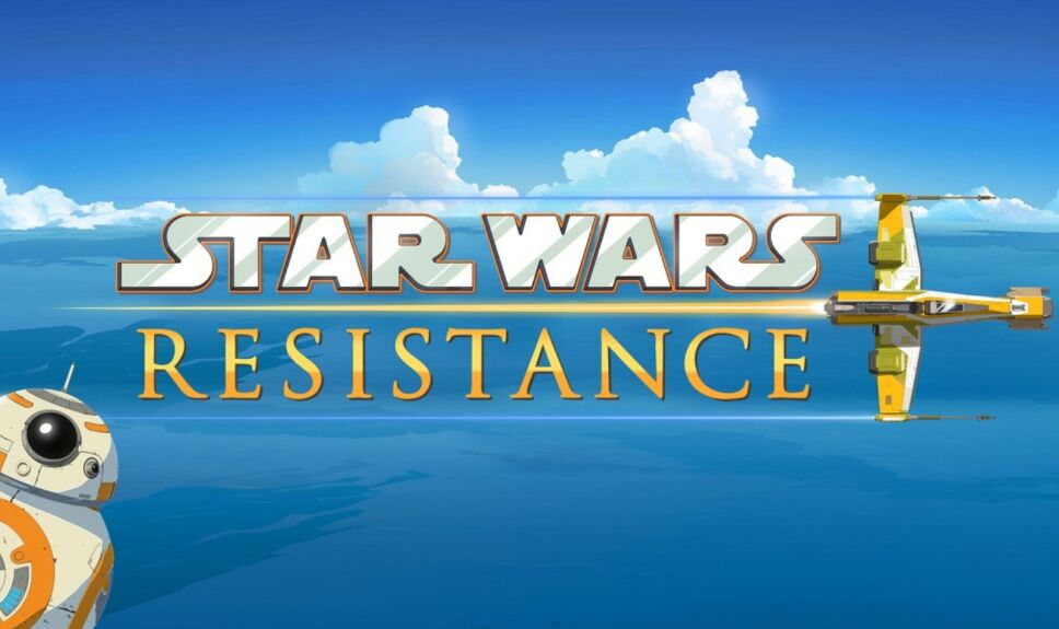 Star Wars Resistance Kidsiete