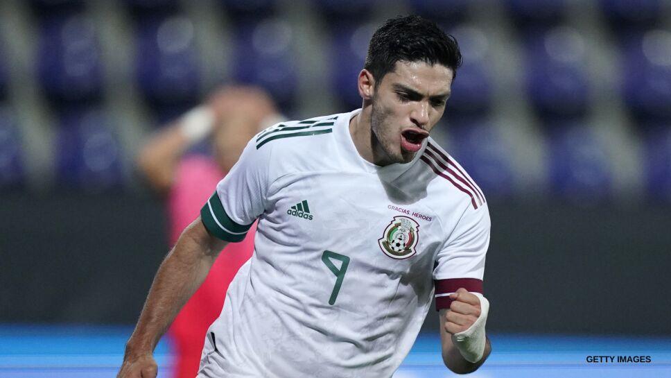 Gol de Raúl Jiménez ante Corea del Sur