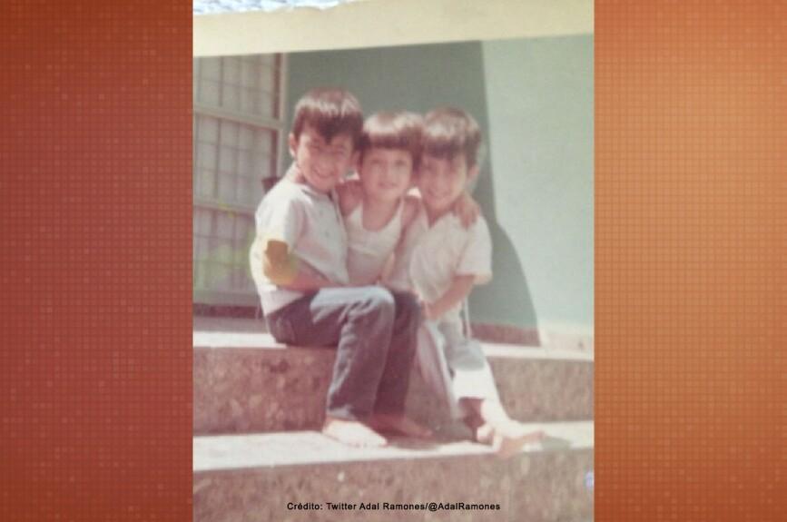 Adal nació el 3 de diciembre de 1969 en Monterrey, Nuevo León.