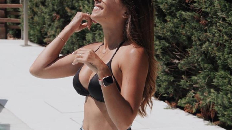 Antonella Roccuzzo, esposa de Lionel Messi