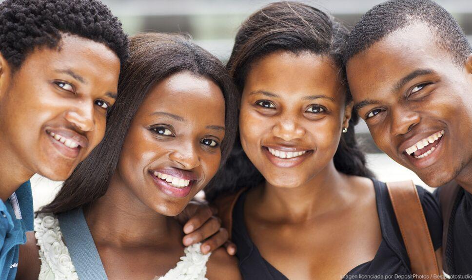 ddc afro amigos negros
